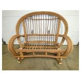 WILLOW BENTWOOD LOVE SEAT