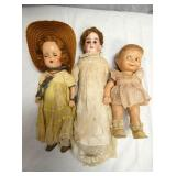 COMPOSITION DOLLS