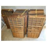 LG ASSORTMENT TYPE TRAY DRAWERS