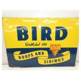 20X28 EMB. BIRD ROOF & SIDING SIGN
