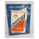14X19 EMB. MARVELS TOBACCO SIGN