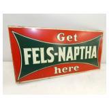 7X15 FELS-NAPTHA FLANGE SIGN