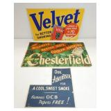 VELVET/CHESTERFIELD/OTHER