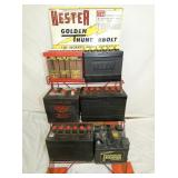 22X45 HESTER BATTERY DISPLAY W/BATTERIES