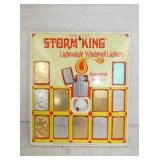 10X12 STORM KING LIGHTER DISPLAY