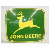 28X32 JOHN DEERE HANGING SIGN