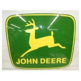 VIEW 2 OTHERSIDE JOHN DEERE HANGING SIGN