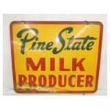 30X36 1957 PINE STATE SIGN