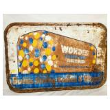 25X37 EMB. WONDER BREAD SIGN