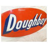 VIEW 2 CLOSE UP DOUGHBOY SIGN