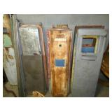 GAS PUMP DOORS