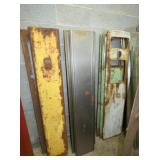 GAS PUMP DOORS & SIDES