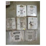 ORG. GILBARCO/TOKHEIM PUMP PLATE FACES