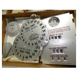 WAYNE/NATIONAL REPLICA PUMP PLATE FACES