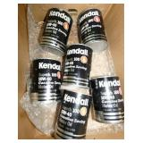 KENDALL OIL CANS
