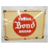 14X19 PORC. BOND BREAD SIGN