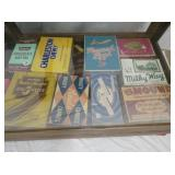 EARLY COLLECTION OF CANDY BOXES