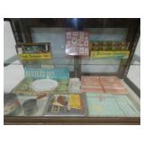 NOS KITCHENWARE DISPLAYS