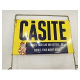 VIEW 2 CLOSE UP CASITE MARQUE SIGN