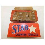 NOS STAR TOBACCO W/PRODUCT