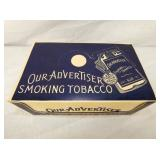 NOS OUR ADVERTISER TOBACCO W/PRODUCT