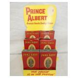 PRINCE ALBERT DISPLAY W/NOS PRODUCT