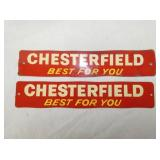 CHESTERFIELD DOOR SIGNS