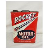 2G. ROCKET MOTOR OIL CAN