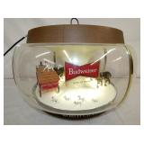 15X21 BUDWEISER CAROUSEL DISPLAY SIGN