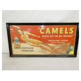 10X21 CAMEL CARDBOARD