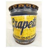 15X17 10G. GRAPETTE CAN