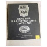 1973-79 FORD MASTER PARTS CATALOG
