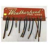 7X22 WEATHERHEAD FUEL LINE DISPLAY