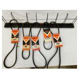 36IN. DAYCO BELT DISPLAY