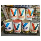 OLD STOCK VALVOLINE OIL