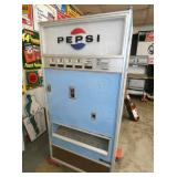 PEPSI MACHINE (SAT. AUCTION)