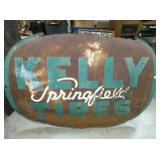 41X60 KELLY TIRES BUBBLE SIGN