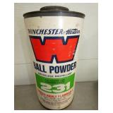 8LB. WINCHESTER BALL POWDER CAN