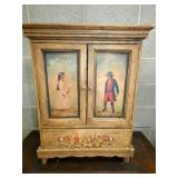 18X24 2 DOOR CUPBOARD