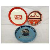 BEER ADV. TRAYS
