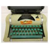 VIEW 2 TOM THUMB TYPEWRITER