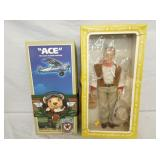 TEXACO BEAR/JOHN WAYNE DOLL