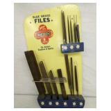 BLUE GRASS FILES W/DISPLAY