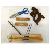 BLUE GRASS BITS/FILES/TIN SNIPS/OTHER