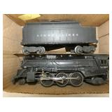 LIONEL ENGINE & CABOOSE