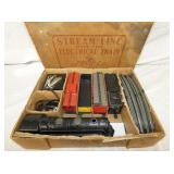 MARX STREAMLINE ELEC. TRAIN SET