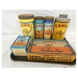NOS CAMEL TUBE REPAIR KITS/OTHER