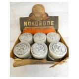 NOS NOKORODE PASTE DISPLAY W/PRODUCT