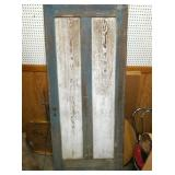 PRIM. 2 PANEL DOOR