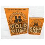 NOS GOLD DUST W/PRODUCT
